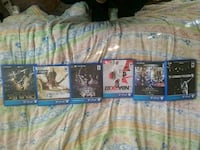 assorted Sony PS4 game cases Lexington, 40505