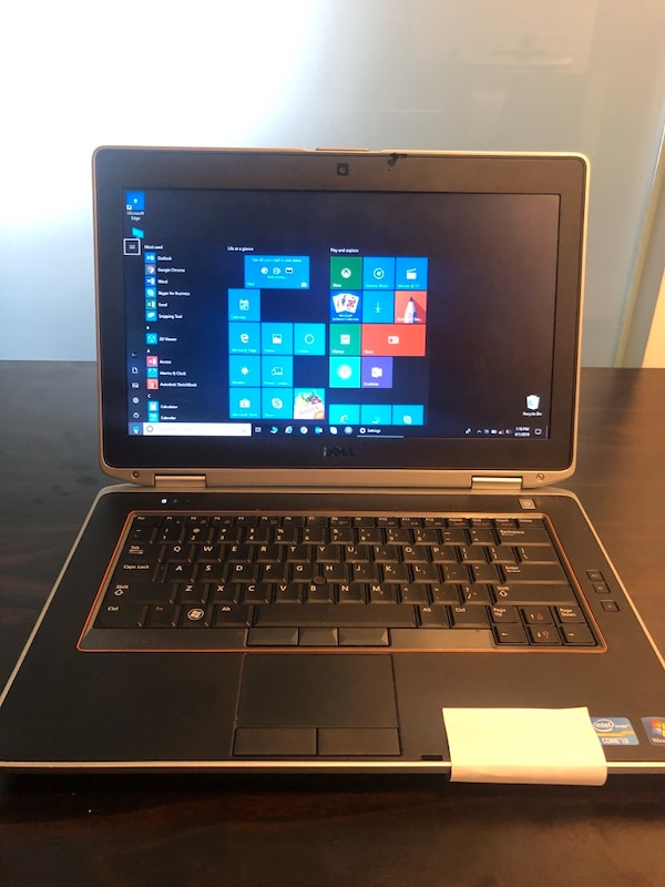 Dell E6420 Laptop with Windows 10 | Microsoft Office 2016