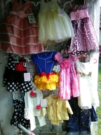girl's assorted clothes Miami, 33247