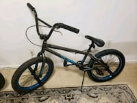 black and blue BMX bike Alexandria, 22304