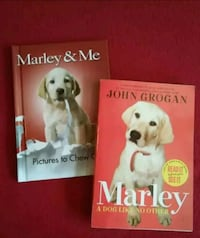 Marley and Me book set