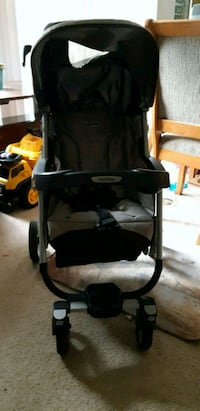 Baby's Black and Gray Stroller Mississauga, L5N 3S3