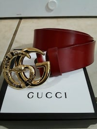 Used Gucci Belt New With Box Size 28 38 Quot For Sale In