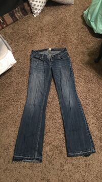 jeans size  3
