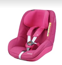 Maxi Cosi 2 way pearl car seat 9-18 kg