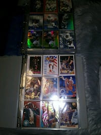 assorted football trading card collection Novato, 94945