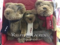 Ralph Lauren bears  Richmond, 77407