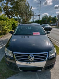 black and gray Volkswagen car West Miami, 33144