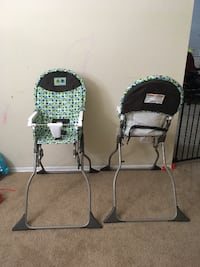Move out Sale : High chair Piscataway Township