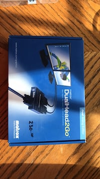 Matrox DualHead2Go Analog Woodbridge, 22192