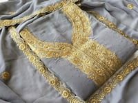 women's blue and gold dress Hyderabad, 500028