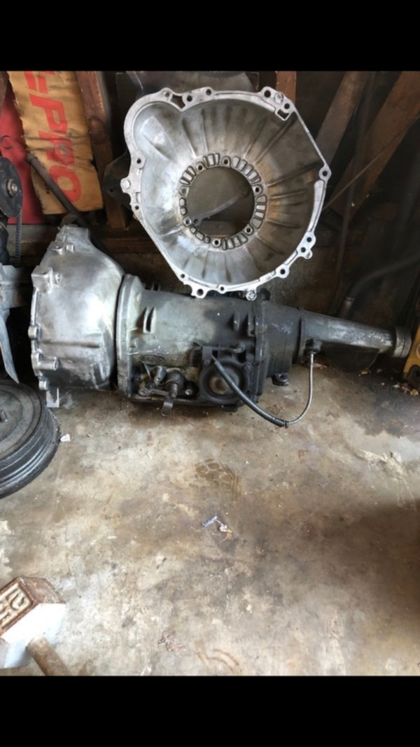1965 Ford Mustang transmission c4 automatic