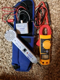Great deal fluke321 and tempo tracer