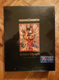 Bruce Lee Enter the Dragon VHS collection Toronto, M1P 4P1