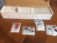 Hockey cards two complete sets 1992-93 and 93-94