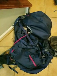 Womens xs backpacking pack deva 70 Alexandria, 22312