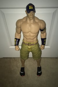 John Cena Toy replica 2.5 ft tall  Whitchurch-Stouffville, L4A 1T8