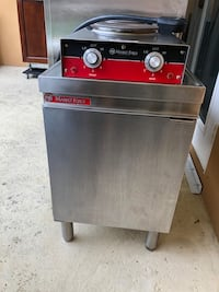 Electric Two Burner  Range