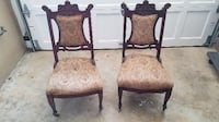 Two antique chairs NEWORLEANS