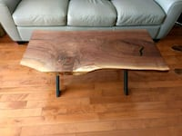 Walnut Coffee Table Toronto, M9A