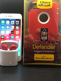 UNLOCKED! IPHONE 7++ ALABAMA SPECIAL! EARPODS! OTTERBOX! APPLE CHARGE CORD! I DELIVER 2 MOST AREAS! Bessemer, 35023
