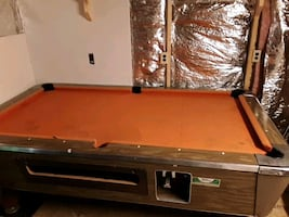 Valley 7ft barbox pool table