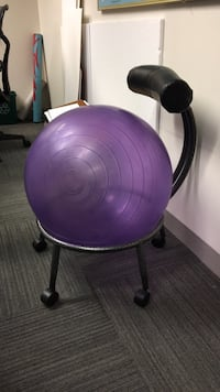 Exercise ball, office chair Washington, 20006