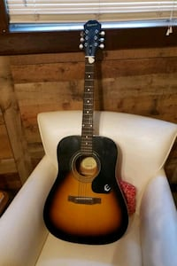 epiphone acoustic guitar  Chattanooga