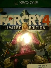 Sony PS4 Farcry 4 game case New Albany, 47150