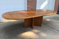 Danish Modern Teak Dining Table Annandale, 22003