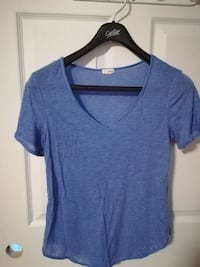 men's blue scoop-neck shirt Levis, G6V