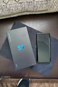 Brand new unlocked S9 256GB reduced $650 Franklin