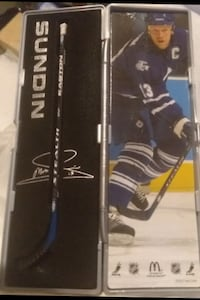 FREE     Sundin Kiprusoff Sticks  Cambridge, N1R 7B9