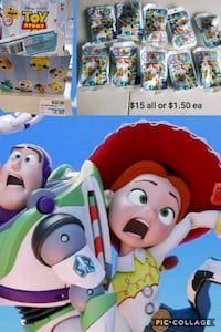 New toy story toys