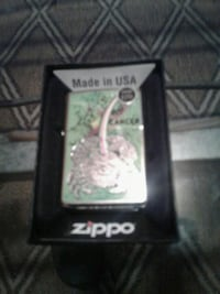 Zippo lighter (cancer sign) brand new