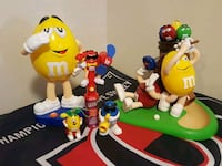 M&Ms collectable lot Victoria, V9A 2Y9