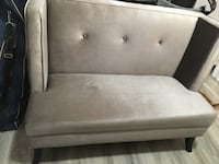Taupe Settee/Love Seat/High Back Bench Toronto, M6S 5B5