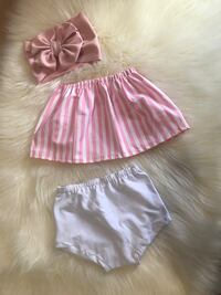 Top and bloomers set $13 9-12 months  Alton, 78573