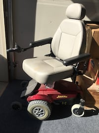 Electric Mobility Chair - Jazzy Select GT 2395 mi