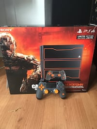 Black Ops 3 Edition PS4