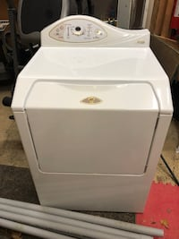 White front load clothes dryer. Switching to gas dryer  Dandridge, 37725