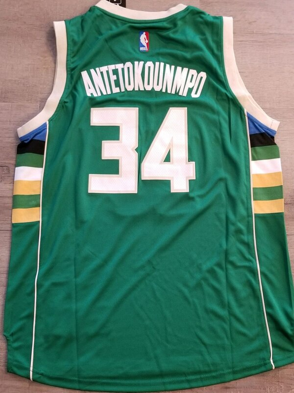 71ea21e84c69 Used Bucks  34-mens large Jersey for sale in Milwaukee - letgo