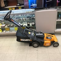 Electric Lawn Mower by WORX 36V WG788 Chicago, 60612