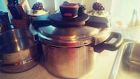 Like New T-FAL CLIPSO 6 LITER Pressure cooker