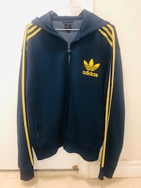Adidas hoody with zip