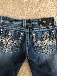 Miss me jeans size 29 great condition  Gainesville, 20155