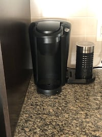 Keurig K-Latte with milk frother