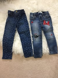 Gap and Tommy Jeans - Girl size 3 Surrey, V3S 9E1