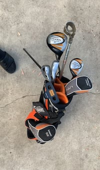 Youth lancer golf clubs