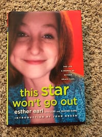 This Star Won't Burn Out Book Georgetown, 49428